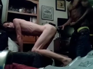 Black Pater Breaks Just About Sickly Chink - Dildos + Bbc (jamaculent/mikeymoe)bbc