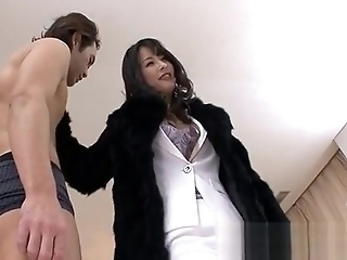 Hot Asian Screwing Increased By Mating Toying